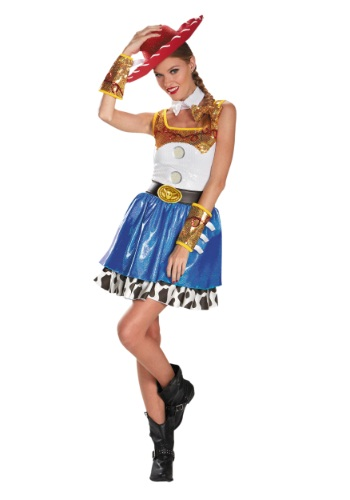 Click Here to buy Jessie Glam Costume from HalloweenCostumes, USA Funds & Shipping