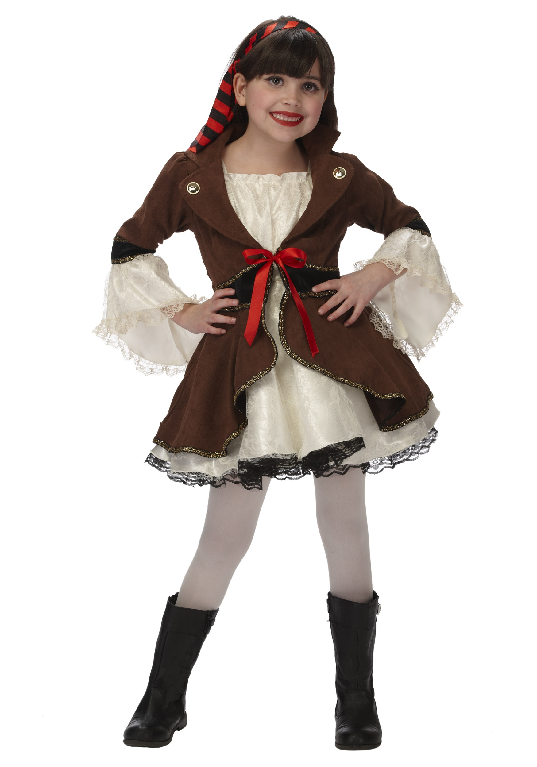 Kids Pirate Princess Costume