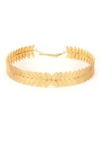 Click Here to buy Gold Caesar Circlet from HalloweenCostumes, USA Funds & Shipping