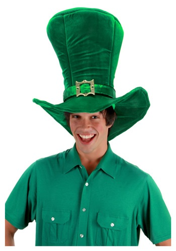 Click Here to buy Giant Leprechaun Hat from HalloweenCostumes, CDN Funds