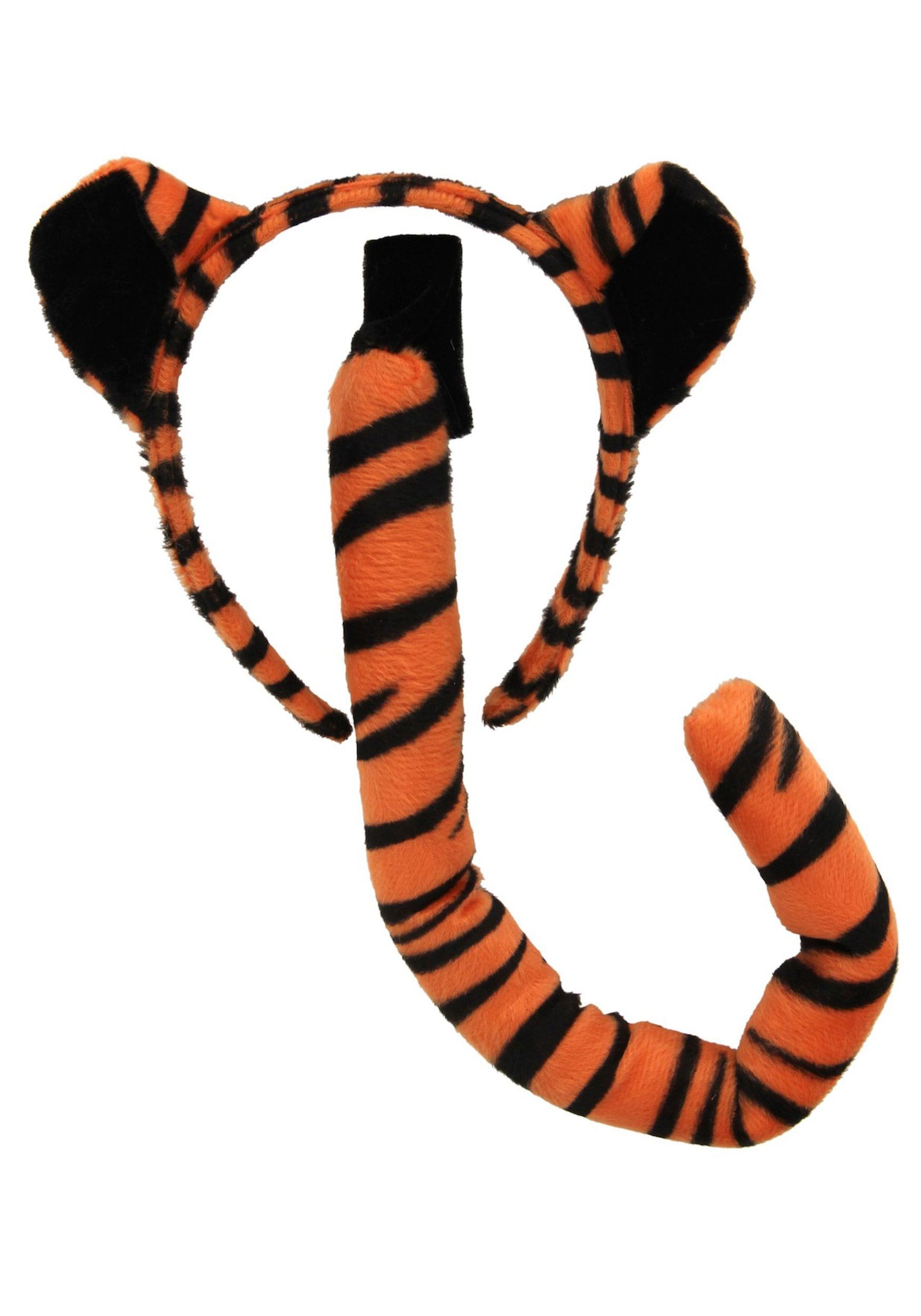 Tiger Ears   Tail Set2 a70dd9821f30