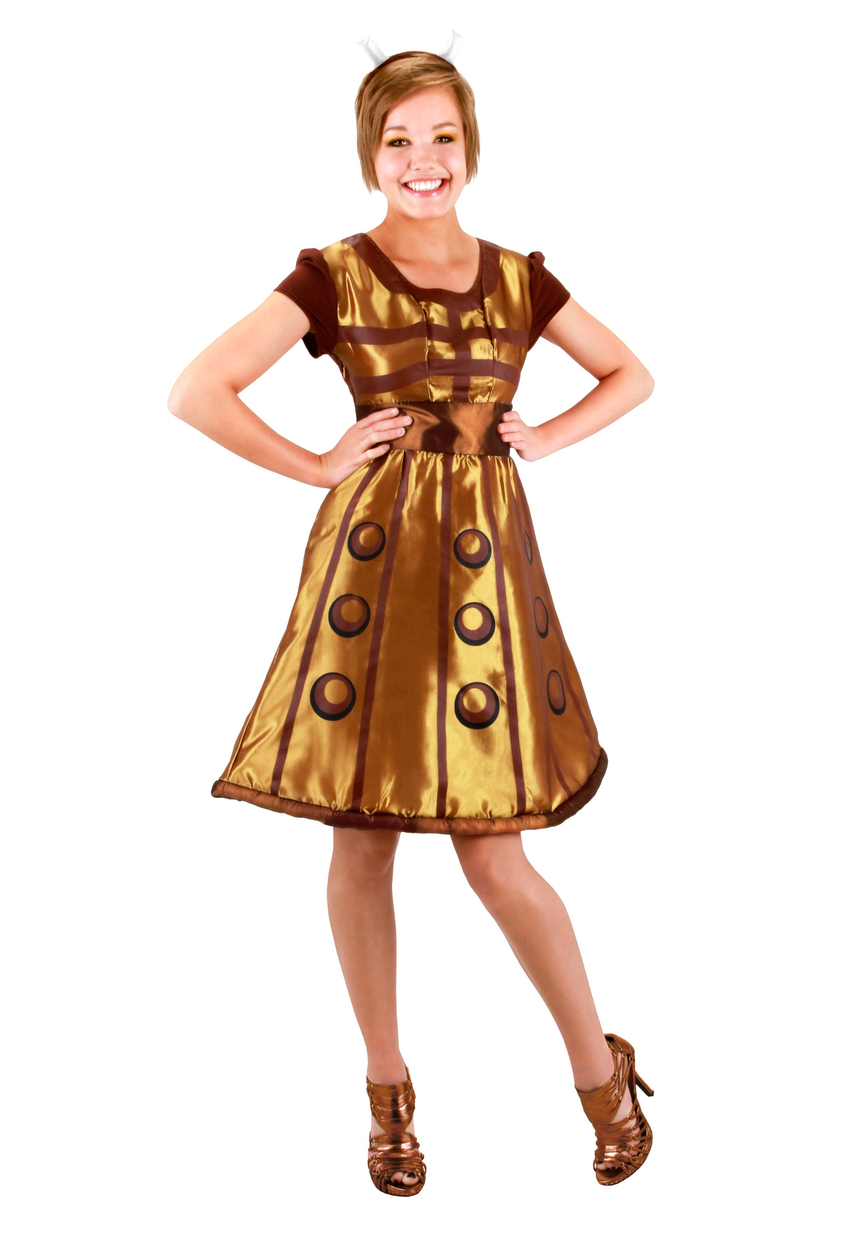 dr. who costume dalek dress