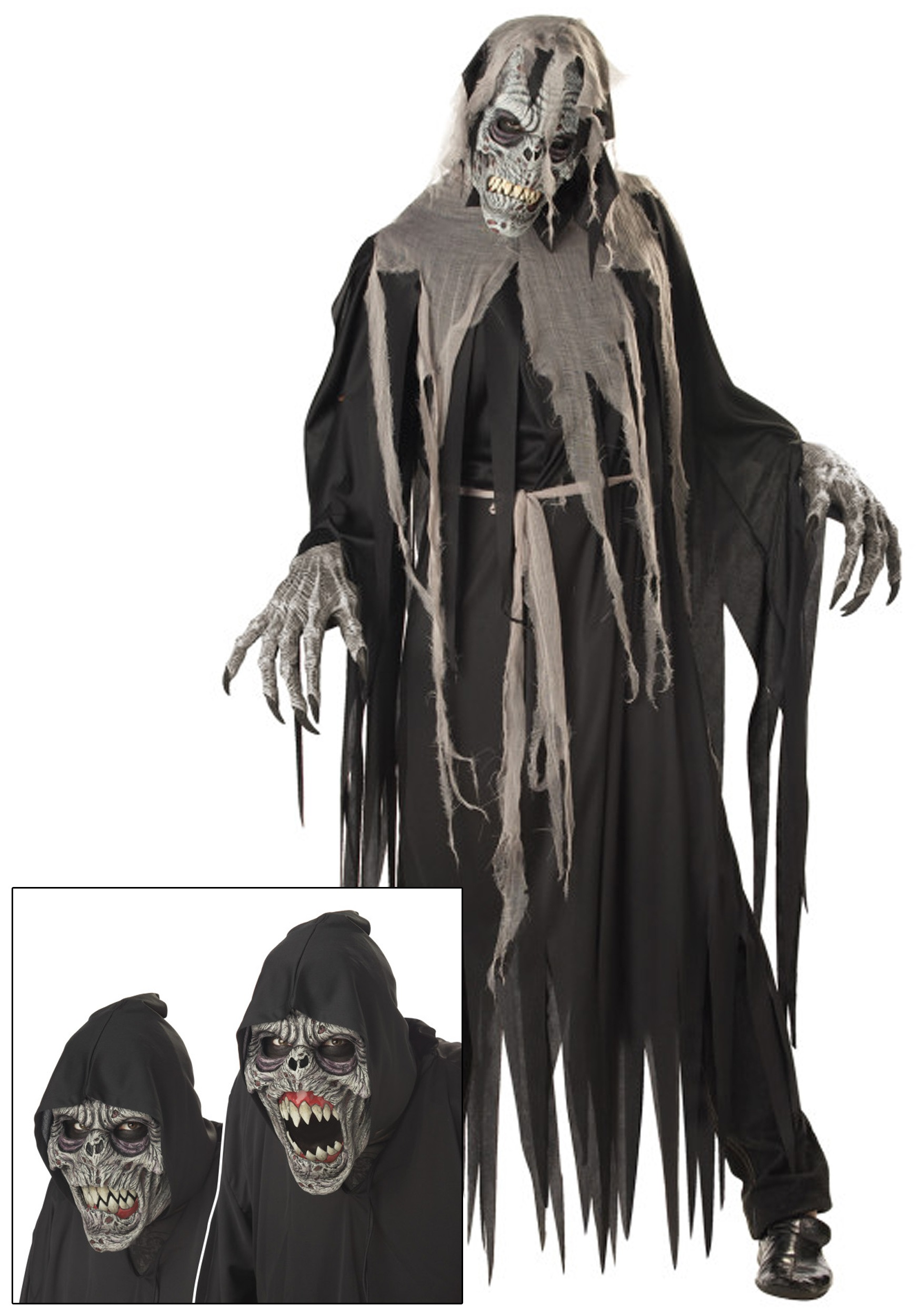 Adult Crypt Crawler Costume. Product Includes; Description