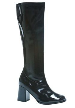 Womens Black Gogo Boots Update Main