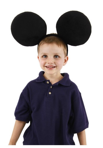 Oversized Mickey Ears