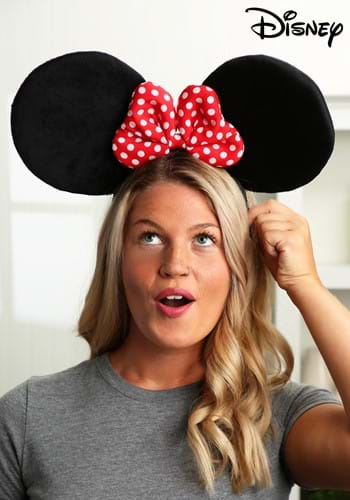 Oversized Minnie Ears By: Elope for the 2015 Costume season.