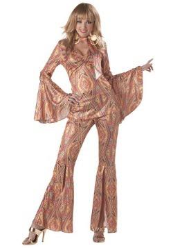 Womens 1970s Disco Costume