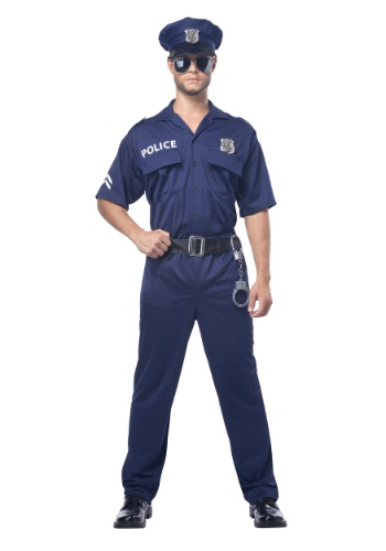 Police Officer Costume - Adult Police Costumes By: California Costume Collection for the 2015 Costume season.