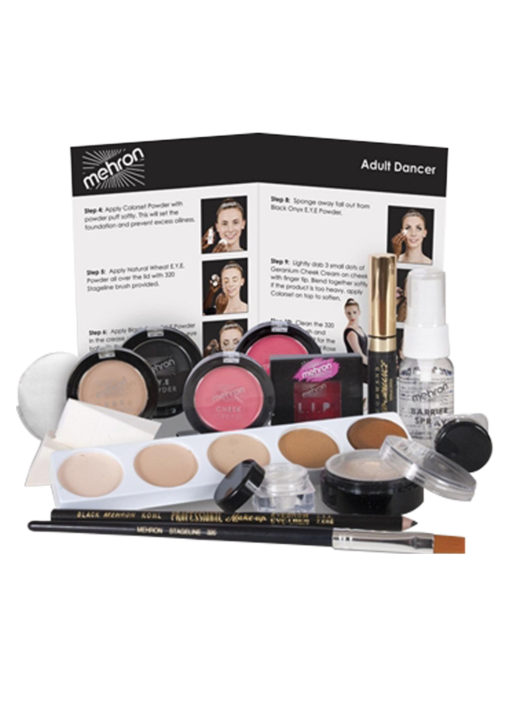 Makeup Kit: Mehron Dancers Makeup Kit