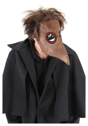 Click Here to buy Plague Doctor Mask from HalloweenCostumes, CDN Funds