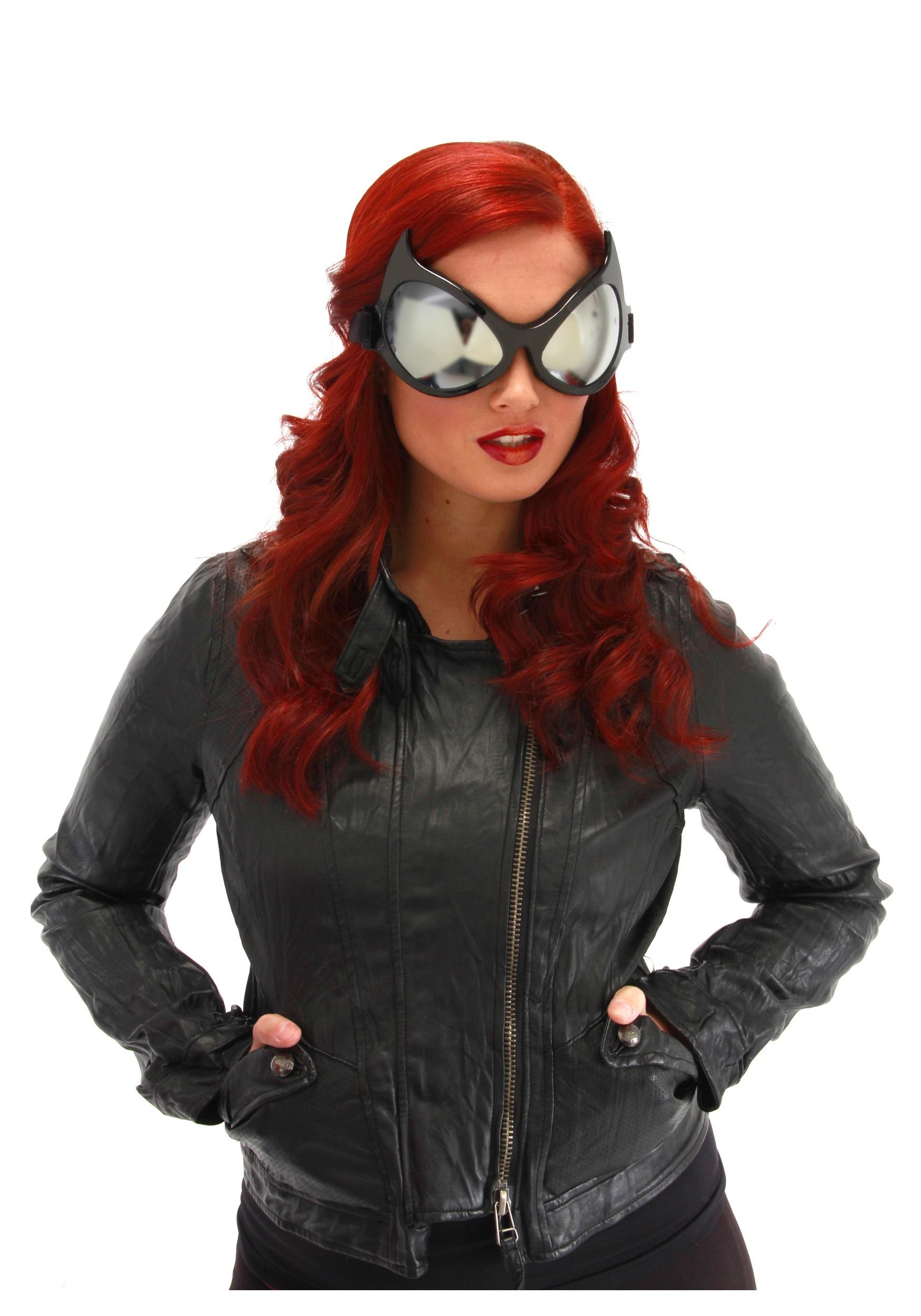 Catwoman Eye Mask Cat eye goggles