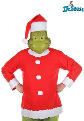 The Grinch Who Stole Christmas Costumes
