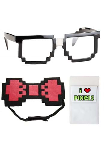 Pixel and Nerd Kit By: Elope for the 2015 Costume season.