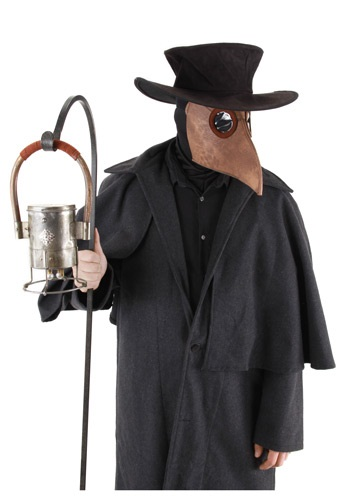 Plague Doctor Kit By: Elope for the 2015 Costume season.