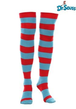Thing 1 & Thing 2 Striped Knee Highs update