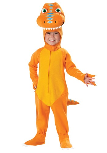 Click Here to buy Dinosaur Train Toddler Buddy Costume from HalloweenCostumes, USA Funds & Shipping