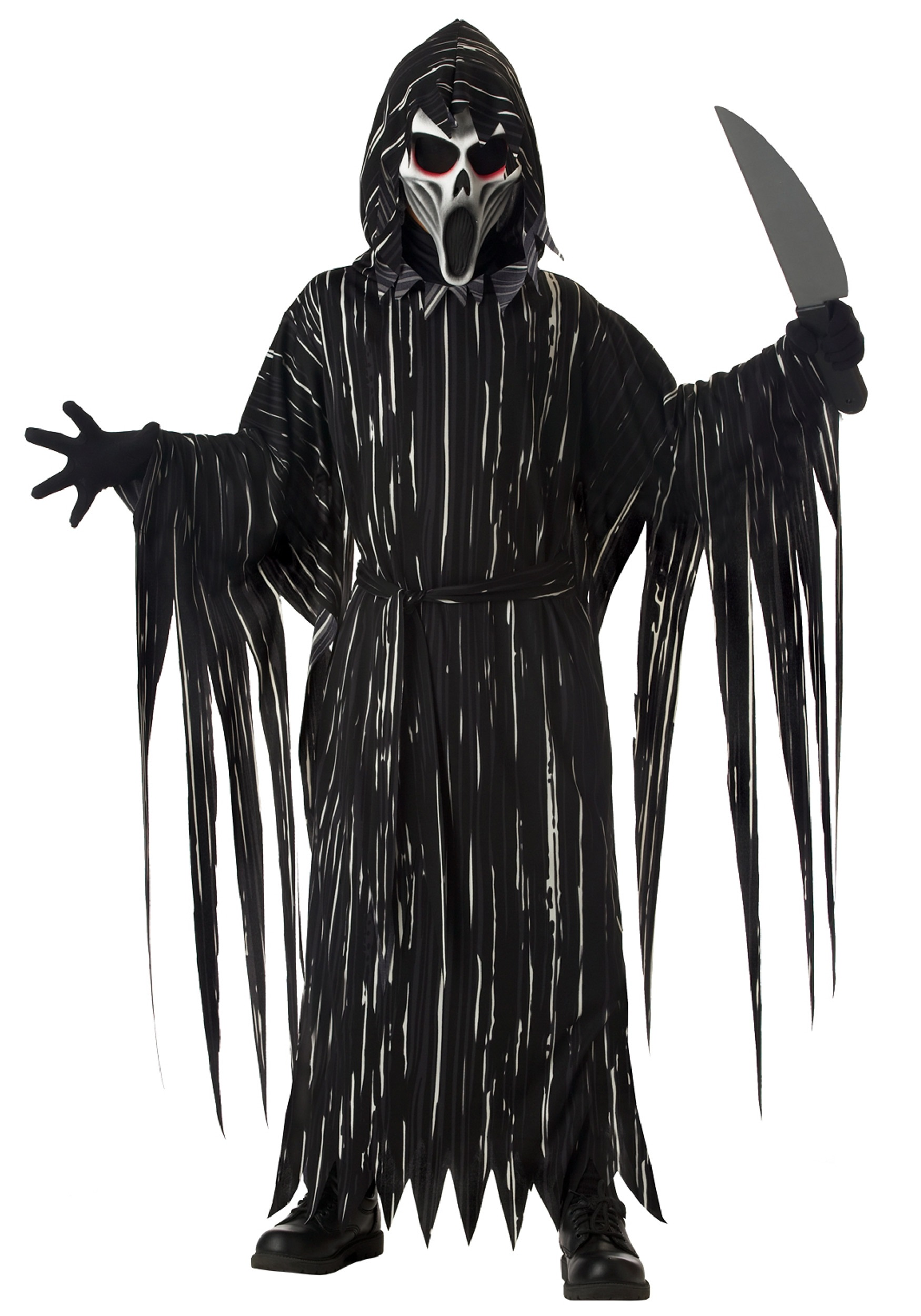 child howling horror costume. Black Bedroom Furniture Sets. Home Design Ideas