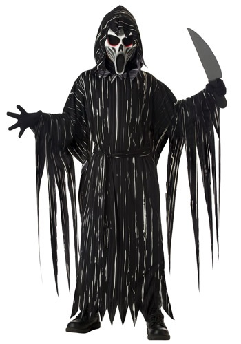 Child Howling Horror Costume (2)