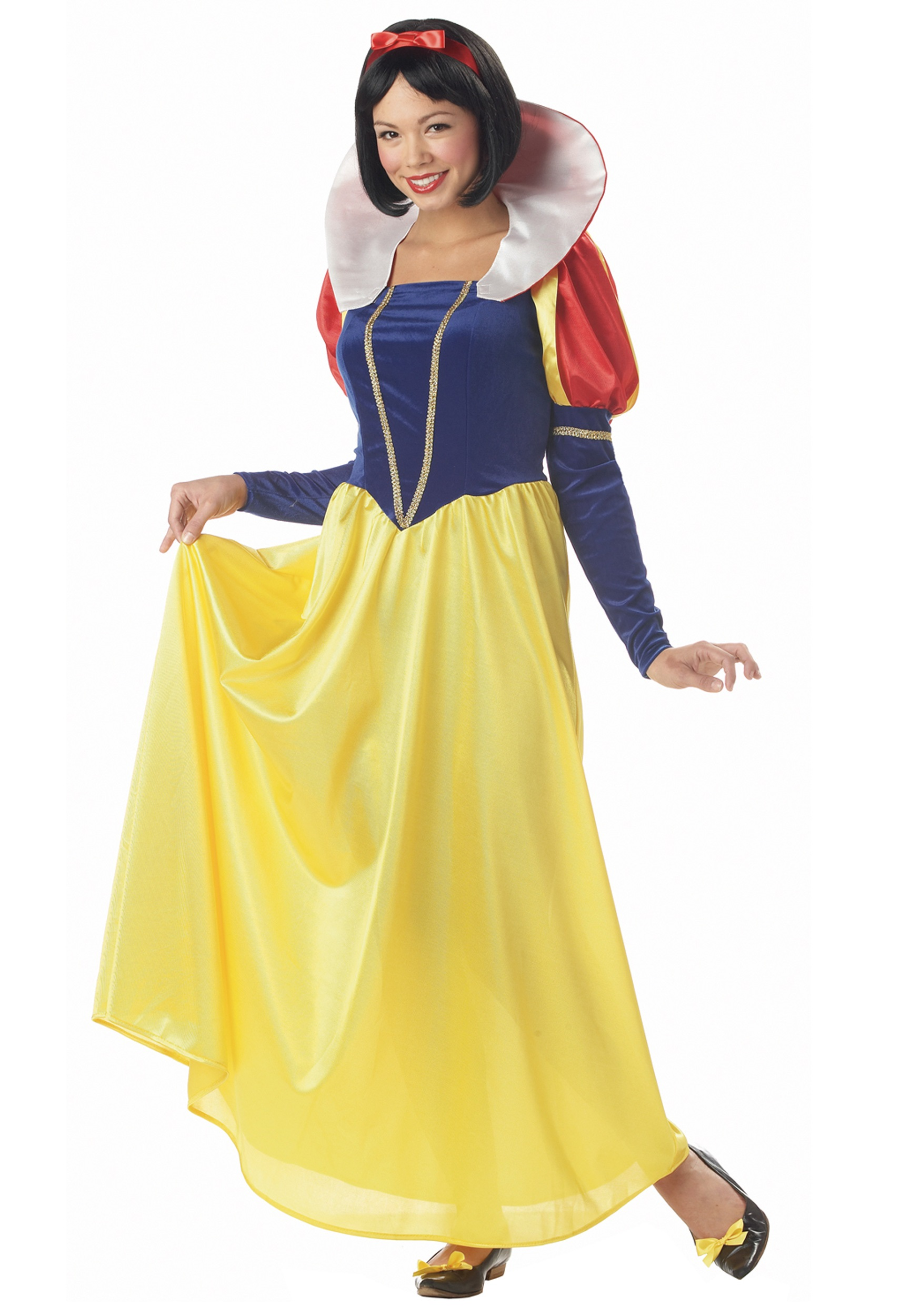 Womens Snow White Costume