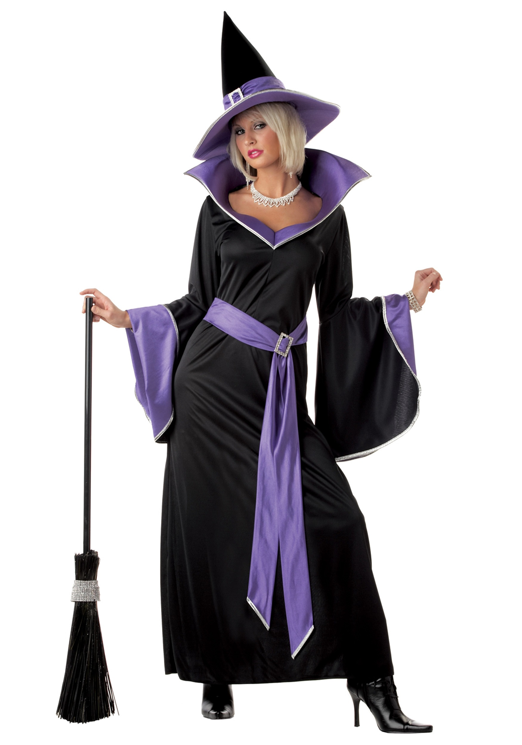 adult witch outfit