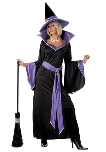 Glamour Incantasia Witch Costume for Adults