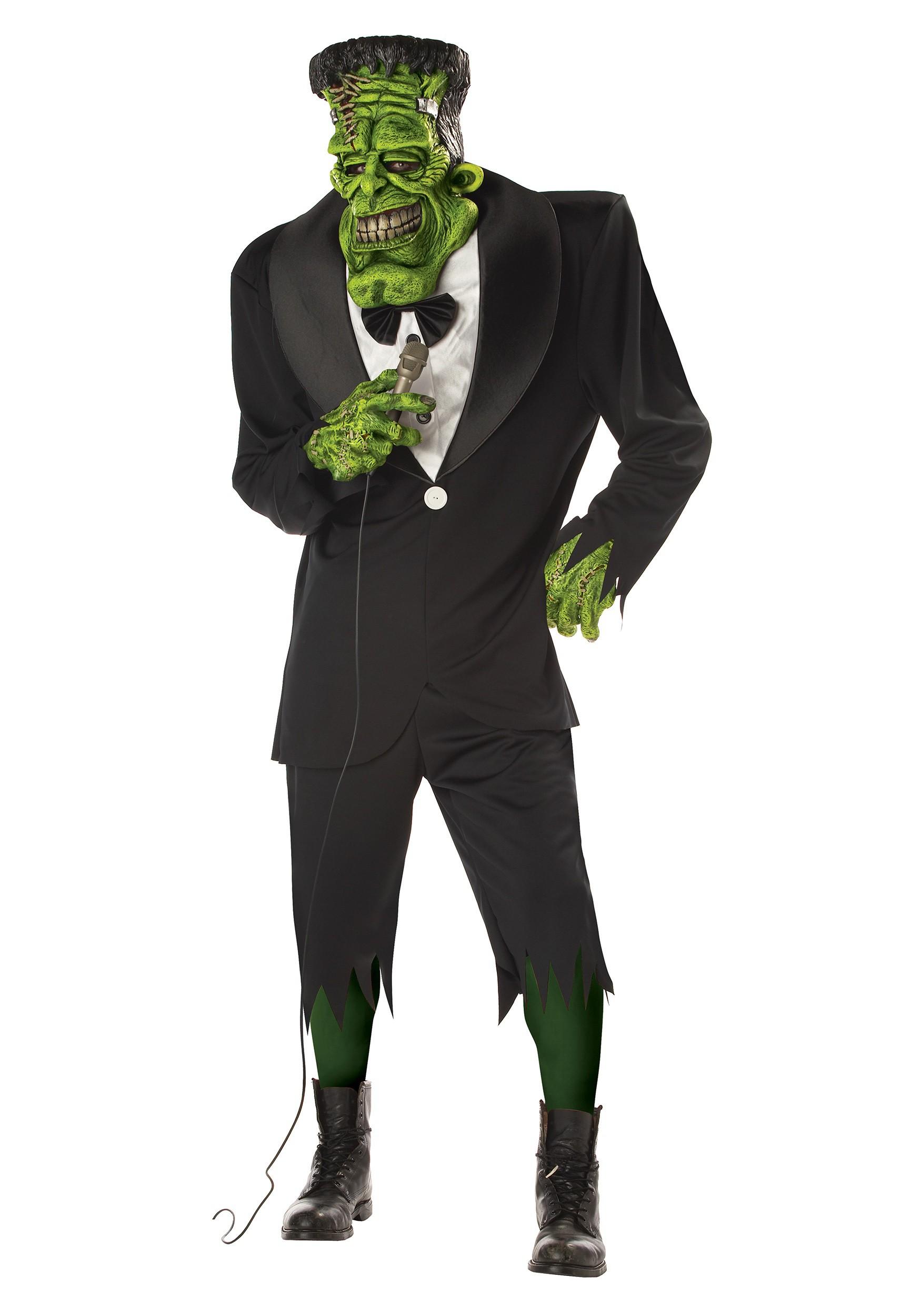 Big Frank Costume CA01083