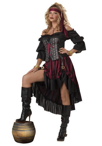 Pirate Wench Costume By: California Costume Collection for the 2015 Costume season.