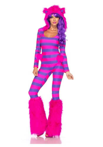 Click Here to buy Leg Avenue Sexy Cheshire Cat Costume from HalloweenCostumes, USA Funds & Shipping