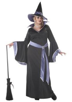 Plus Size Glamour Witch Incantasia Costume