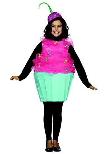 Child Sweet Eats Cupcake Costume By: Rasta Imposta for the 2015 Costume season.