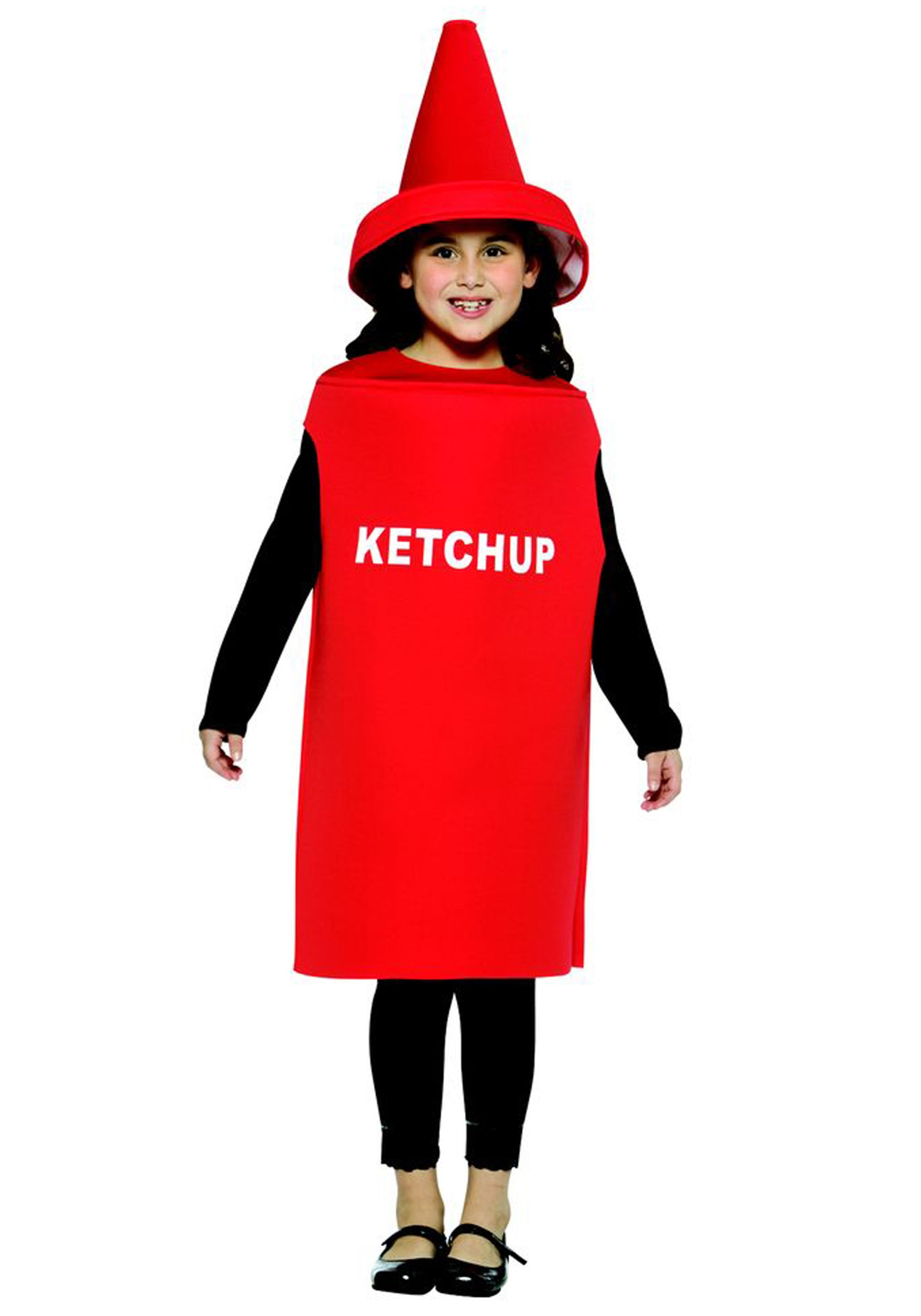 Child Ketchup Costume