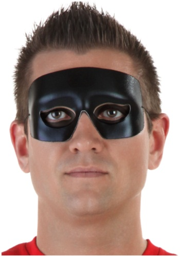 Hero and Villain Black Eye Mask By: H.M. Smallwares for the 2015 Costume season.