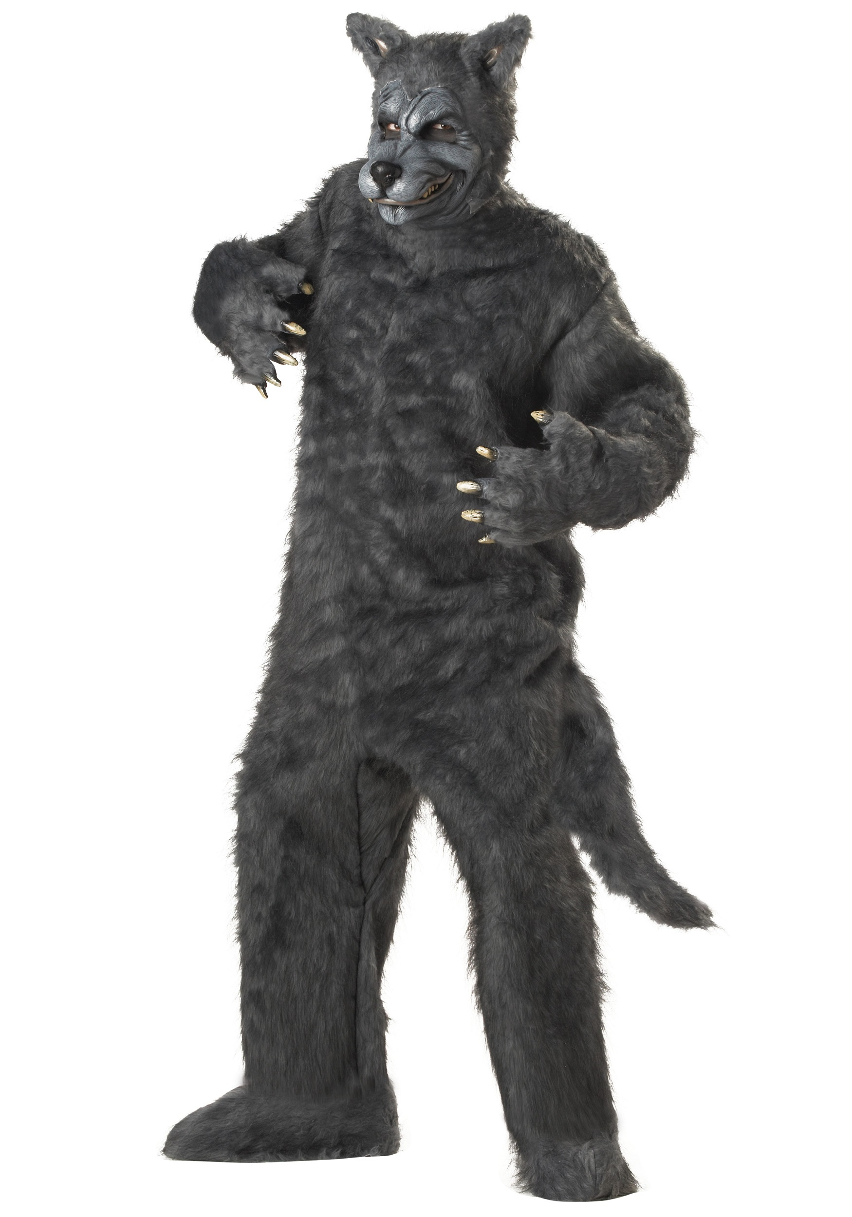 adult big bad wolf costume - Wolf Costume Halloween