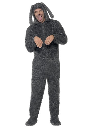 Adult Fluffy Dog Costume By: Smiffys for the 2015 Costume season.