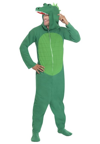 Adult Crocodile Costume By: Smiffys for the 2015 Costume season.