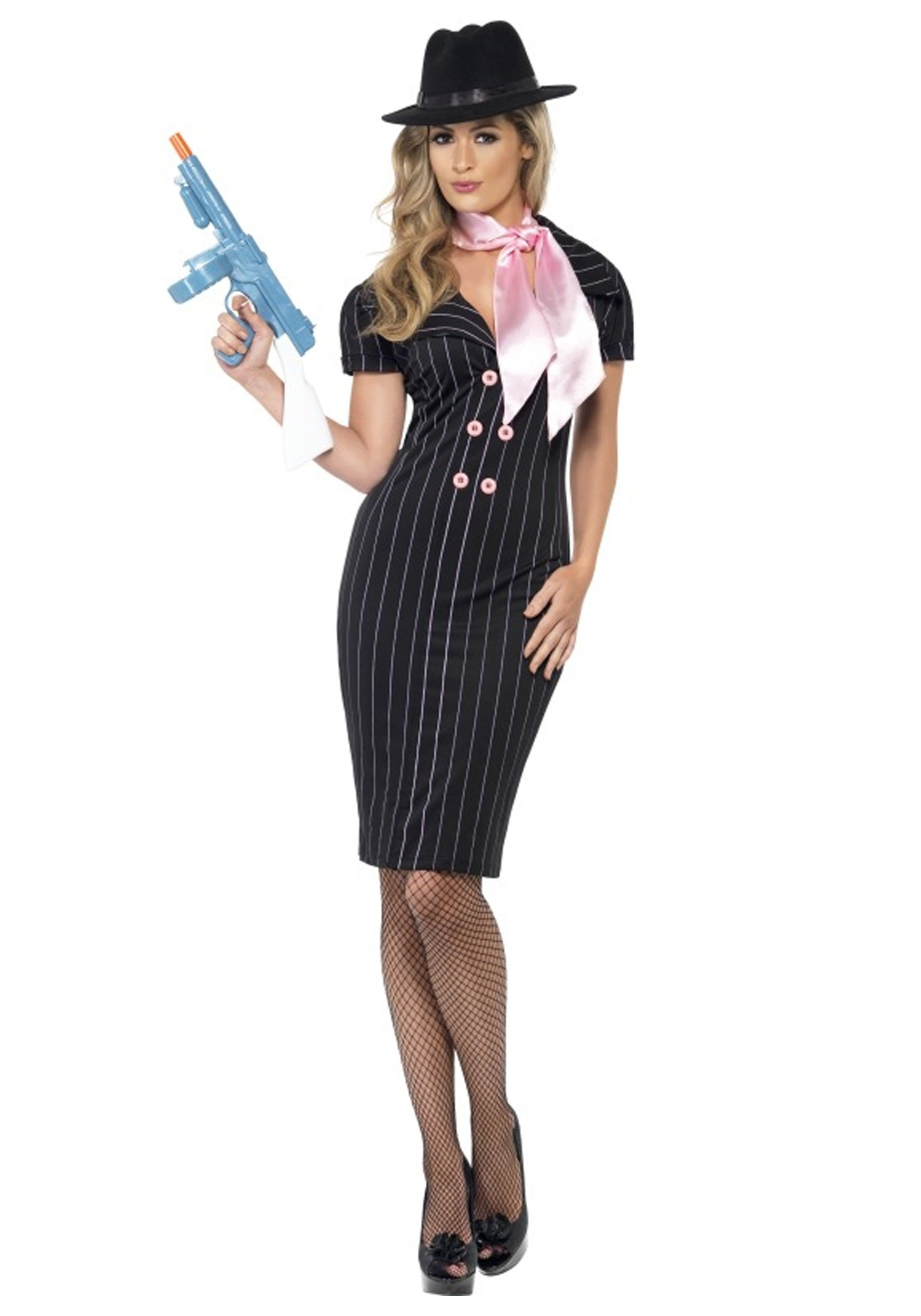 gangster moll costume - Halloween Mobster Costumes