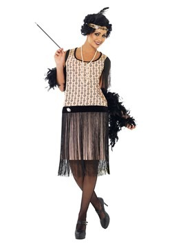 Flapper Dress Costumes & 1920's Dresses - HalloweenCostumes.com