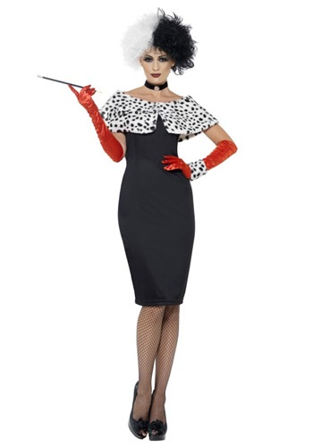 Click Here to buy Evil Madame Costume from HalloweenCostumes, USA Funds & Shipping