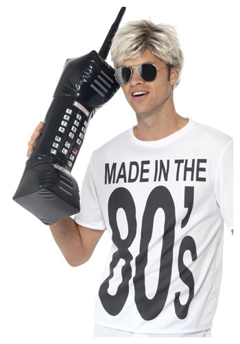 Inflatable Mobile Phone By: Smiffys for the 2015 Costume season.