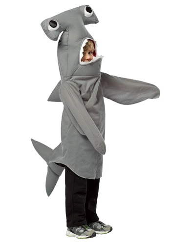 Click Here to buy Toddler Hammerhead Shark Costume from HalloweenCostumes, CDN Funds