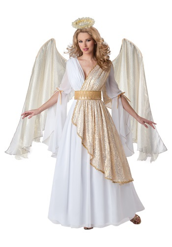 Click Here to buy Heavenly Angel Costume from HalloweenCostumes, CDN Funds