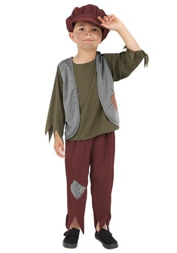 Victorian Poor Boy Costume for Kids