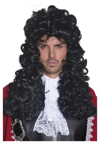 Captain Pirate Wig By: Smiffys for the 2015 Costume season.