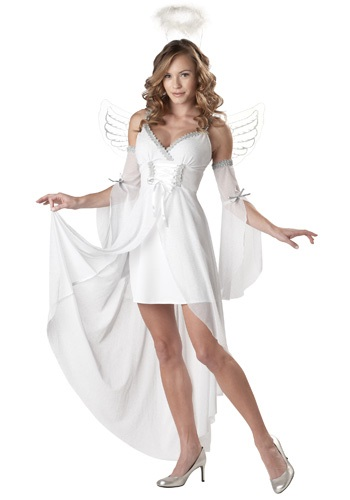 Adult Divine Angel Costume - Sexy Angel Halloween Costumes