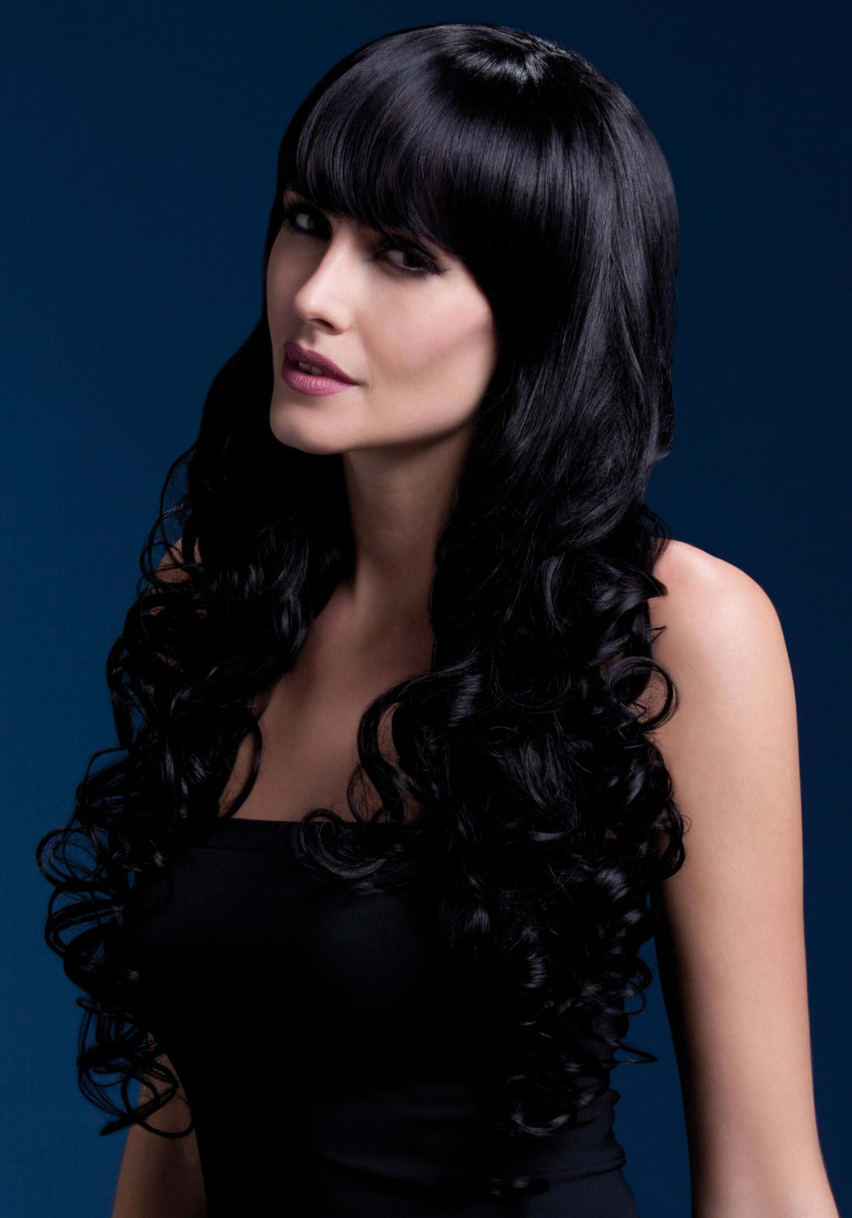 Styleable Fever Isabelle Black Wig 3555d155a