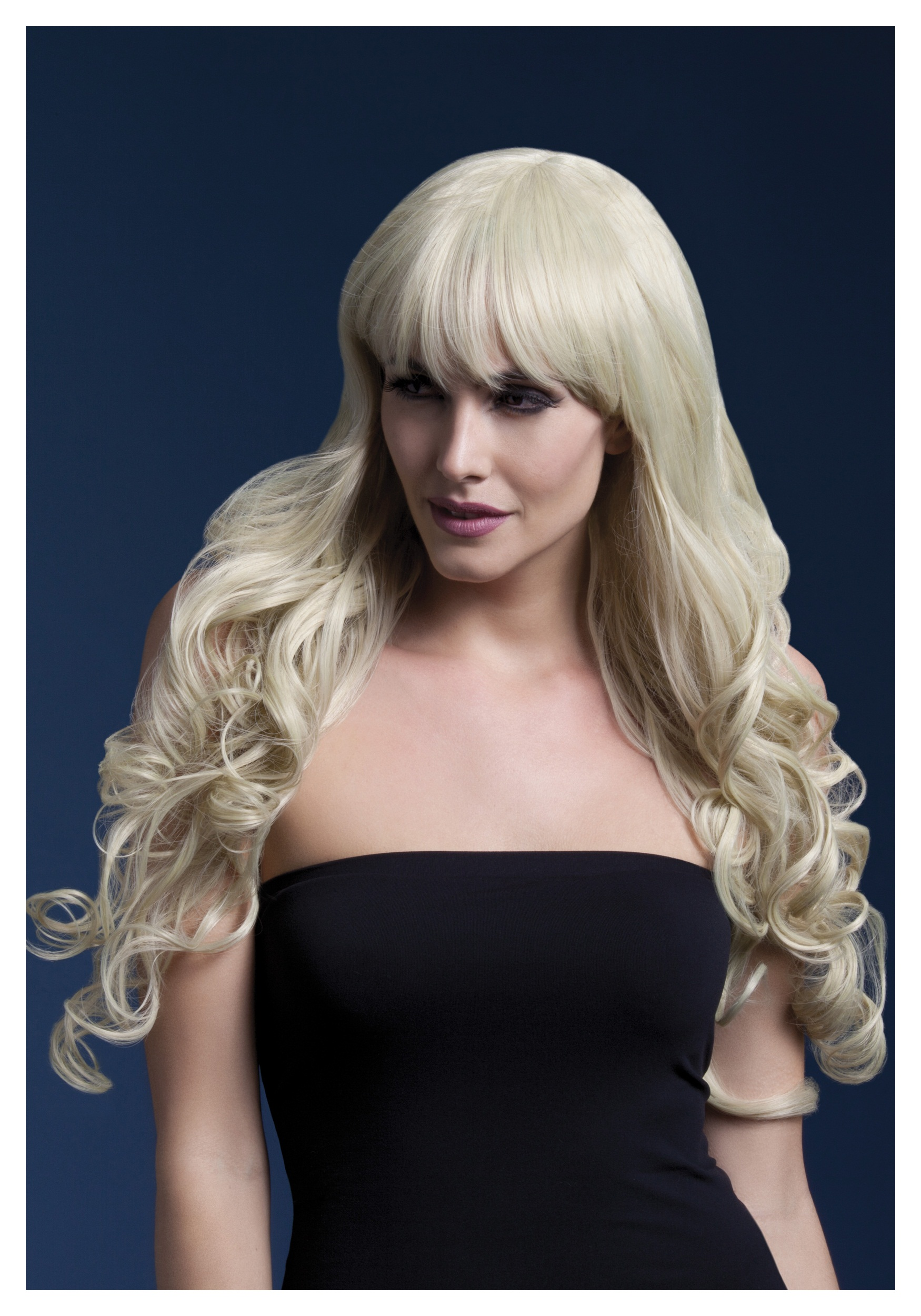 fever isabelle blonde wig - Halloween Costumes With Blonde Wig