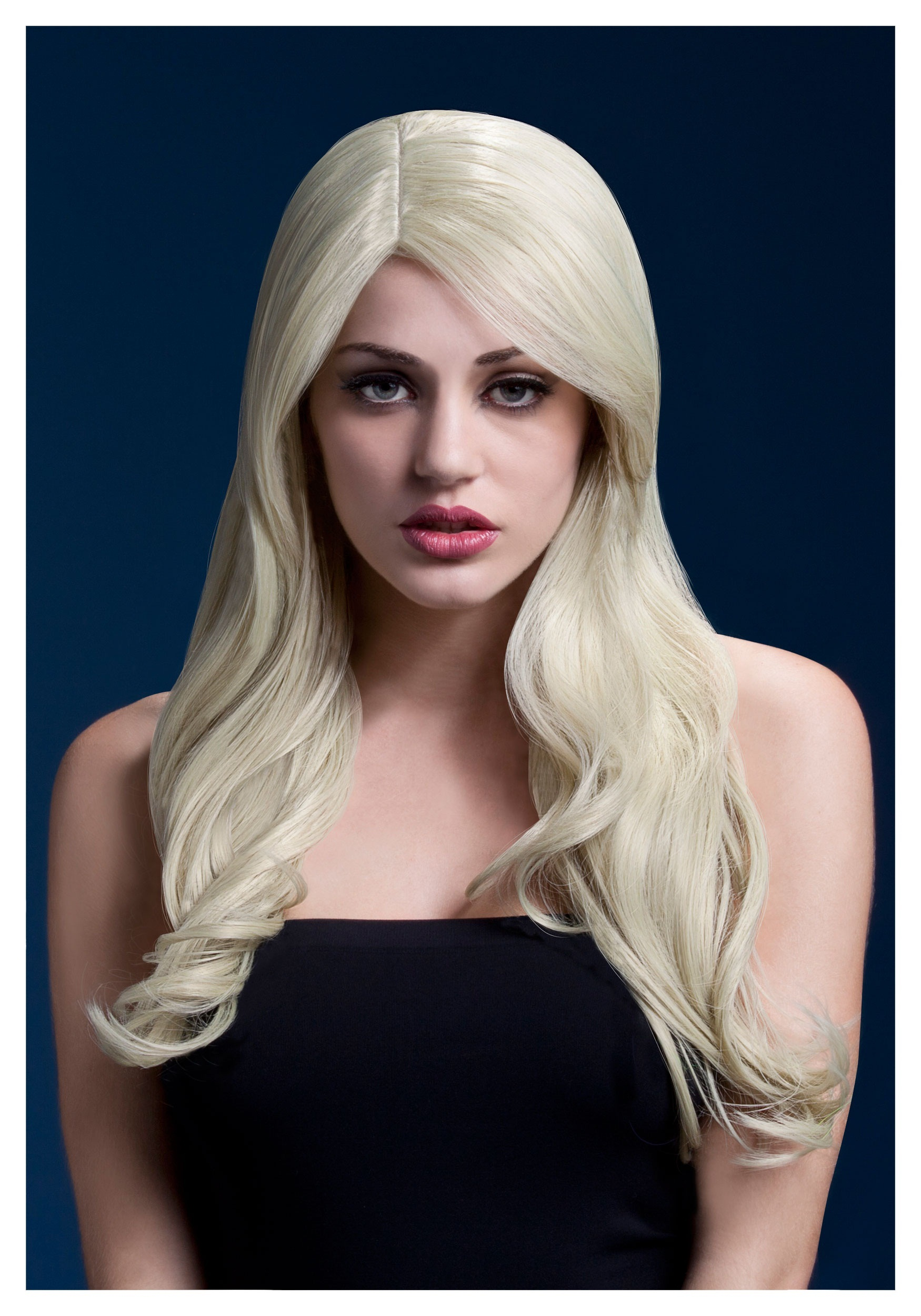 fever nicole blonde wig - Halloween Costumes With Blonde Wig