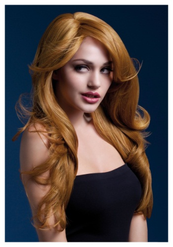 Styleable Fever Nicole Auburn Wig