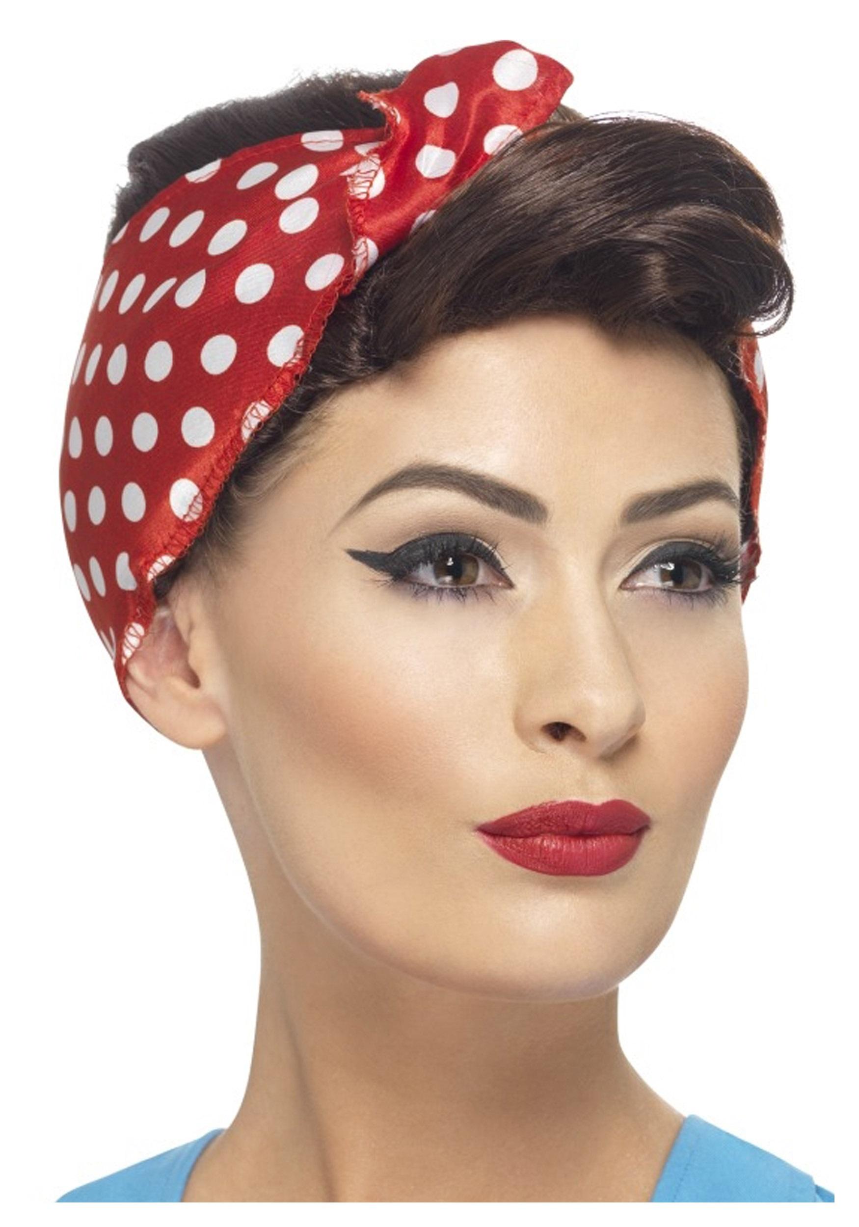 Strange 40S Rosie Wig Hairstyles For Women Draintrainus