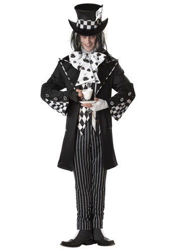 Click Here to buy Dark Mad Hatter Costume from HalloweenCostumes, CDN Funds